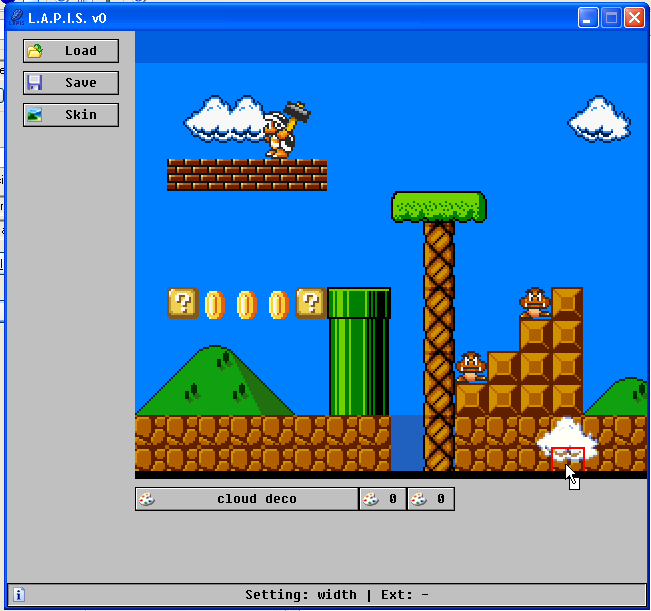 Super Mario Flash Source Code